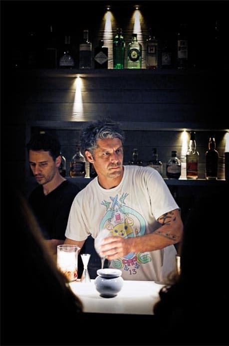 Barozzi Restaurant Naxos Cocktails Christos Housseas