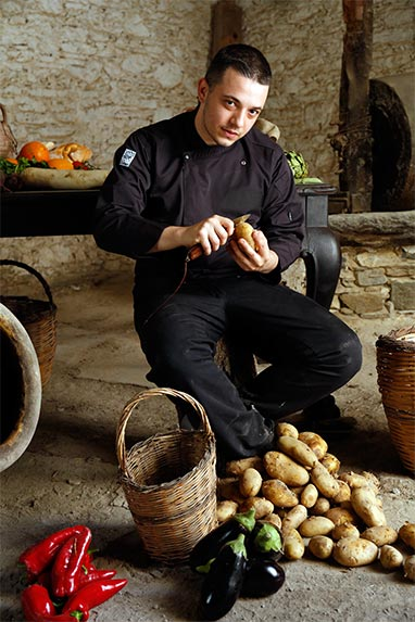 Barozzi Restaurant Naxos Menu